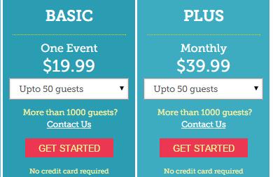video invitation pricing