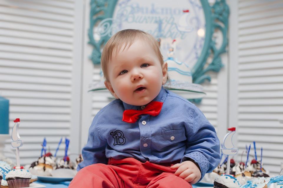 1st birthday boy invitations