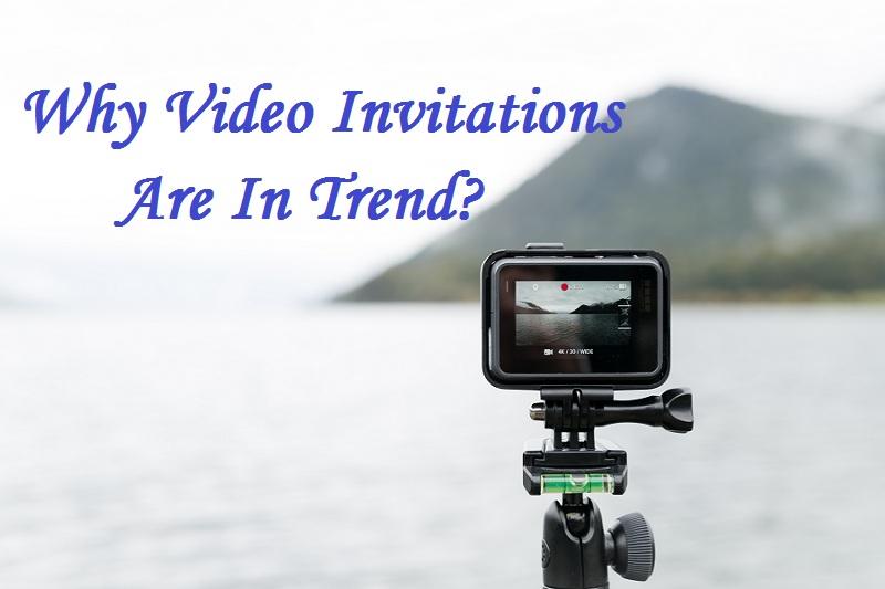 video invitations