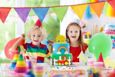 Barnyard Themed party