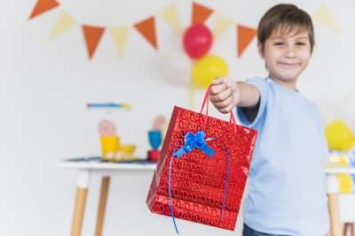 Farm themed goodie bags