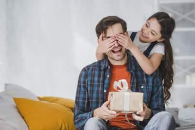 Surprising Dad