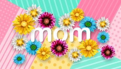 Mother's birthday celebration
