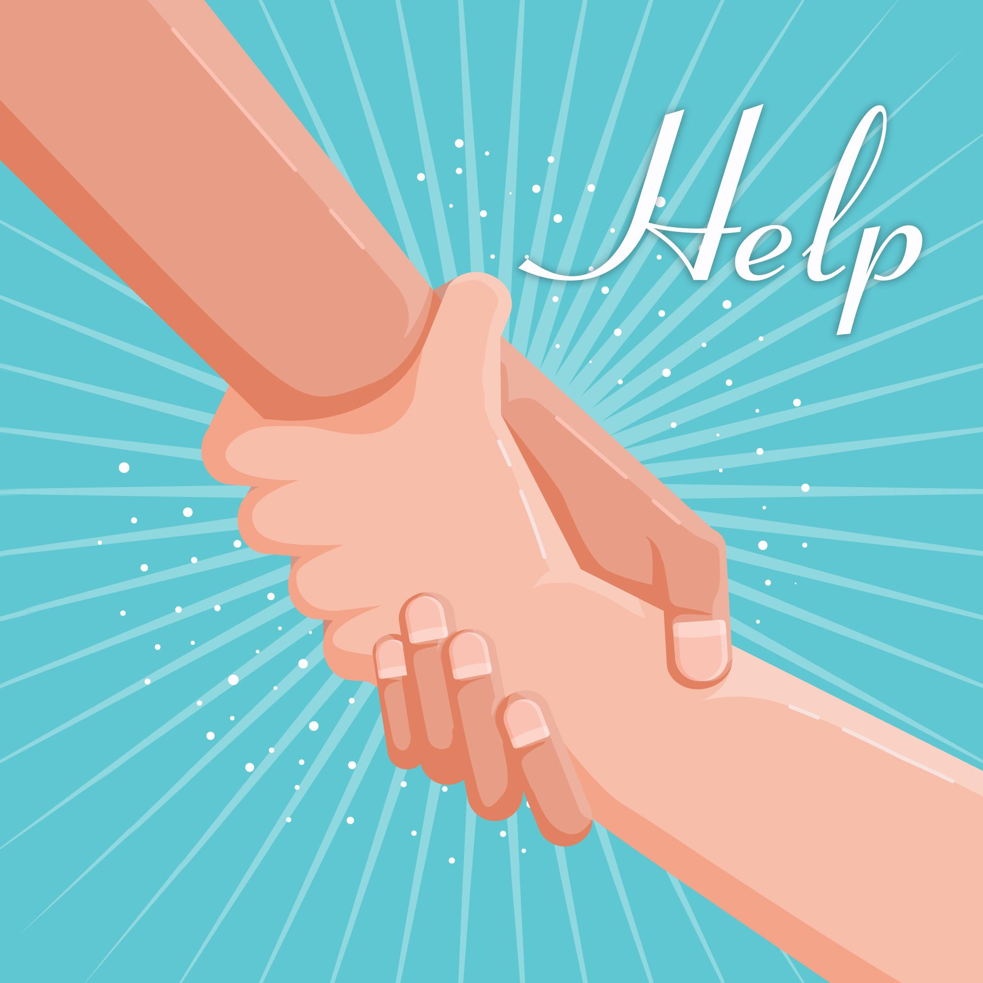 Ask for friends help - Inviter video invitation maker