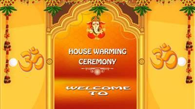 Housewarming invitation videos