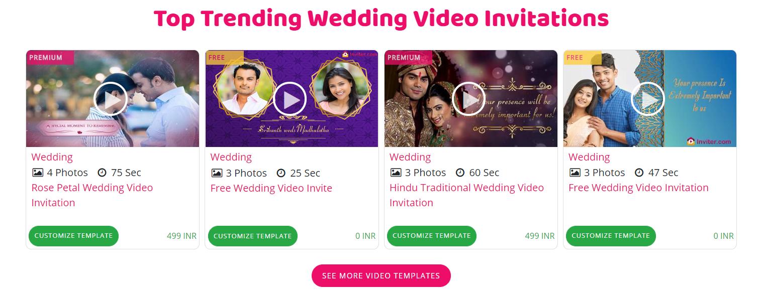 Wedding Invitation Templates Inviter Com
